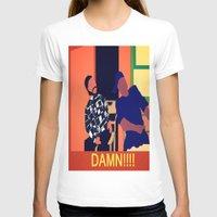 friday T-shirts featuring Friday by Courtney Ladybug Johnson