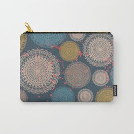 Doilies Carry-All Pouch