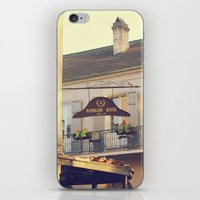 napoleon iPhone & iPod Skins featuring Napoleon Corner by Briole Photography
