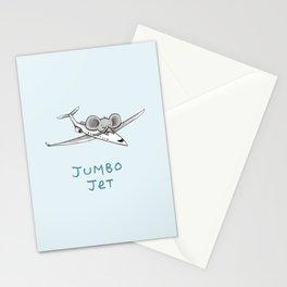 Jumbo Jet Stationery Cards