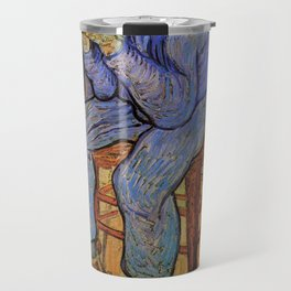 At Eternity's Gate by Vincent van Gogh Travel Mug