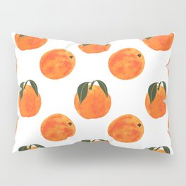 Peach Harvest Pillow Sham