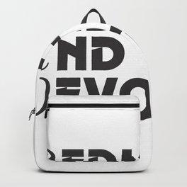 DAD Backpack