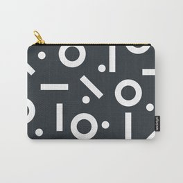 Geometric Pattern 03B Carry-All Pouch