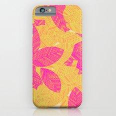 Geo Floral iPhone 6s Slim Case