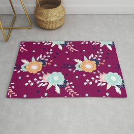 The scent Rug