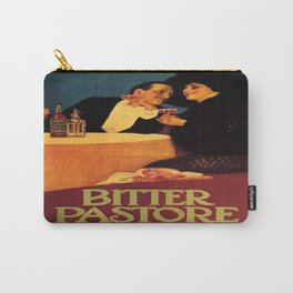 Vintage poster - Bitter Pastore Milano Carry-All Pouch