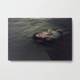 Drowned soul Metal Print