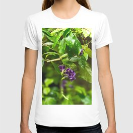 Purple Vine T-shirt