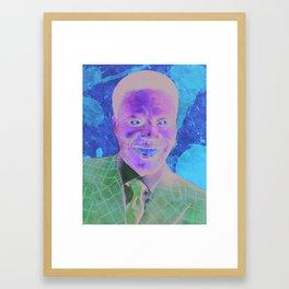 """""""Return Of The Mack"""" Framed Art Print"""