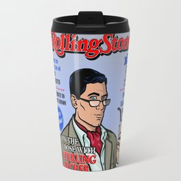Sterling Archer is a Rolling Stone Travel Mug