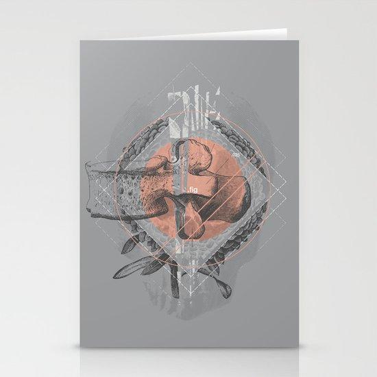 Faint  Stationery Cards