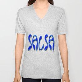 Salsa Rey Fill Unisex V-Neck