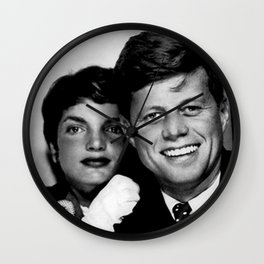 THE KENNEDYS Wall Clock