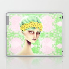 Flowers That Bloom Laptop & iPad Skin