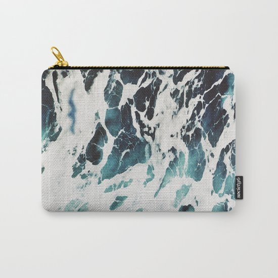 Dark Sea Carry-All Pouch