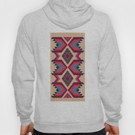 American Native Pattern No. 209 Hoody