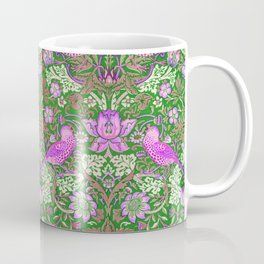 "William Morris ""Strawberry Thief"" 4. Coffee Mug"