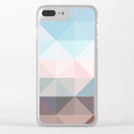 Apex geometric Clear iPhone Case