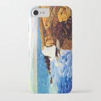 washington iPhone & iPod Cases featuring Washington Coast by MacDonald Creative Studios