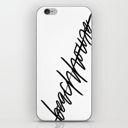 Beachhouse Signature Case iPhone Skin