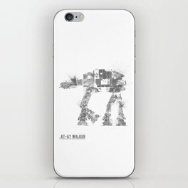 Star Wars Vehicle AT-AT Walker iPhone Skin