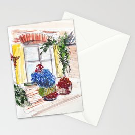 Summer afternoon Stationery Cards