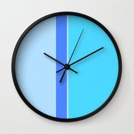 Color block 22 Wall Clock