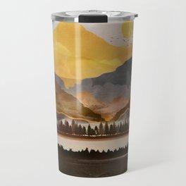 Pure Wilderness at Dusk Travel Mug