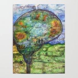 Neuronal Mind Poster