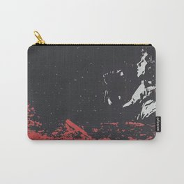 Dawn's Highway Bleeding - The Doors Carry-All Pouch