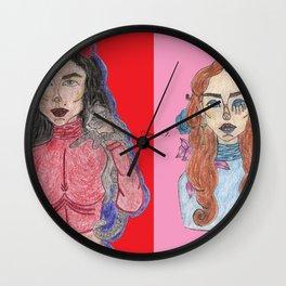Angels & Demons Wall Clock