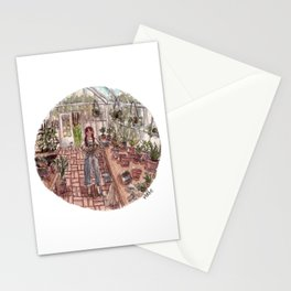 Glass Home Stationery Cards