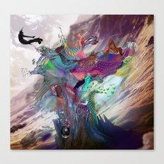 It:liere Canvas Print