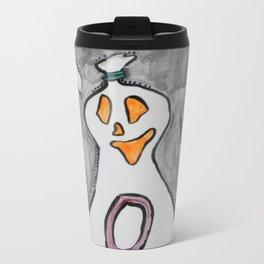 Ghosts Metal Travel Mug