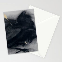 Death of insight Stationery Cards