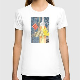 Interior with Two Lamps T-shirt