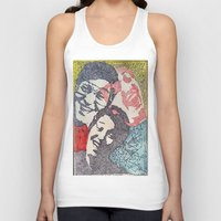 novelty Tank Tops featuring Novelty, No Talent, or Hack by AcerbicAndrewArt