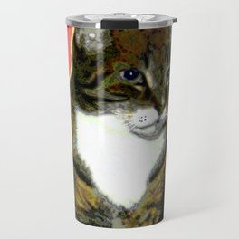 Pablo Cat Travel Mug