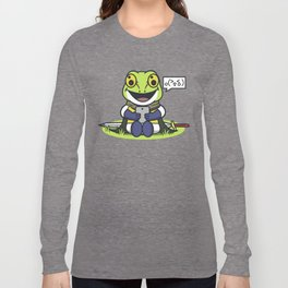 A Happy Glenn Long Sleeve T-shirt