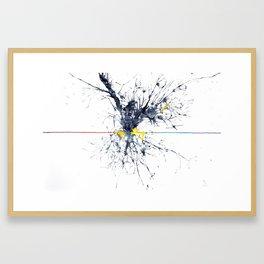 My Schizophrenia (9) Framed Art Print