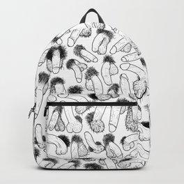 Peens Schlongs Weenies Backpack