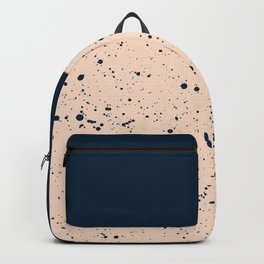 XVI - Dark Blue Backpack