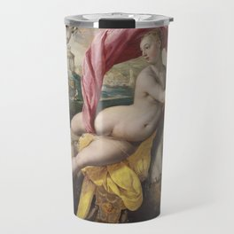 Martin de Vos - The Rape of Europa Travel Mug