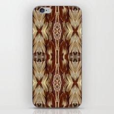 Pheasant Print 1 iPhone & iPod Skin