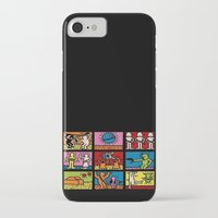 keith haring iPhone & iPod Cases featuring Keith Haring & star W.2 by le.duc