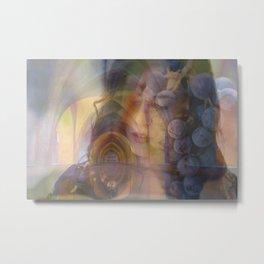 Lisa Marie Basile, No. 85 Metal Print