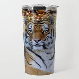 Lounging Tiger (Vertical) Travel Mug