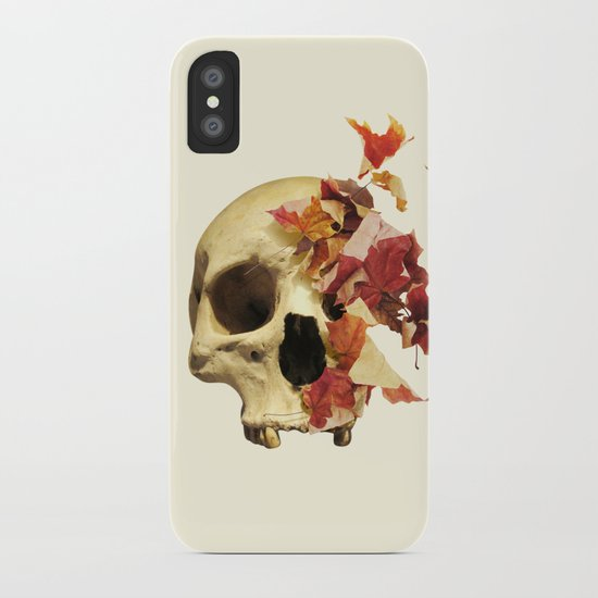 Wither iPhone Case