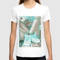 air jordan T-shirts featuring Air Jordan VII by Maurice Creative